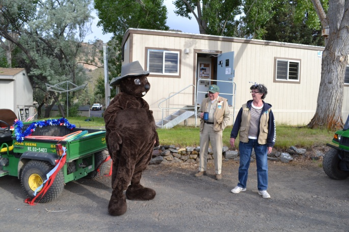 """JR Beaver thinks, """"I feel like I'm missing something..."""""""