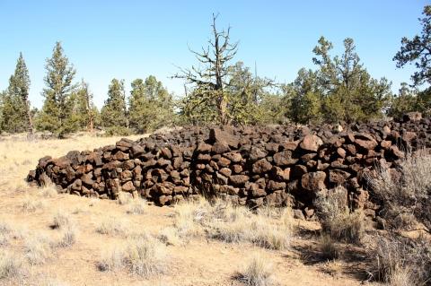 Tam rock pile