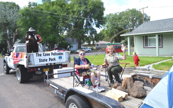 4th of July 2014 madras parade 014