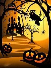 halloweenowlpumptree