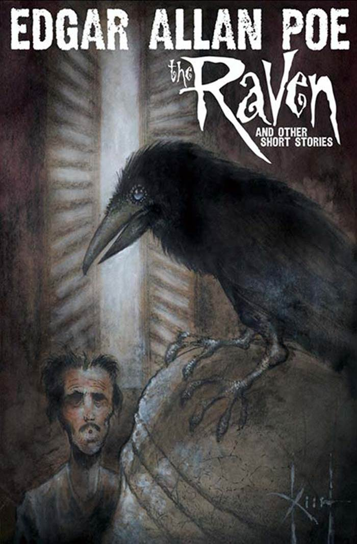 edgar allen poe the raven essay There may be no more a macabrely misogynistic sentence in english literature than edgar allan poe's  poe's 1846 essay  edgar allan poe's the raven.