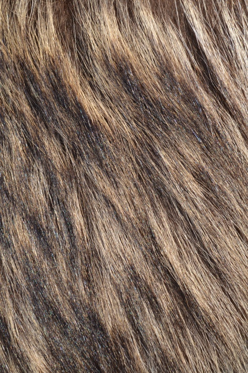 racoon fur
