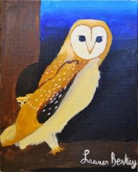 Culver Middle School - 1st Place Oil Painting - Lauren Berkey